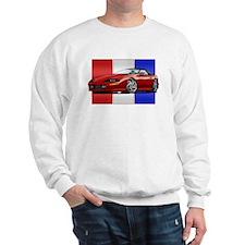 93-97 Camaro Red Sweatshirt