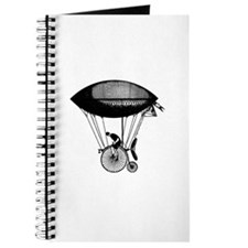 Steampunk derigicycle Journal