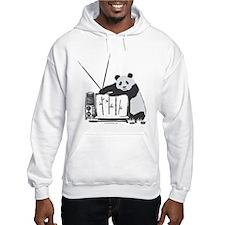 Panda Vision (Gray) Hoodie
