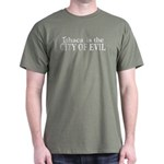 Dark City of Evil Shirt
