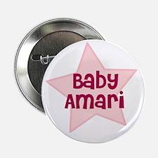 """Baby Amari 2.25"""" Button (10 pack)"""