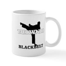 TKD Black Belt Mug