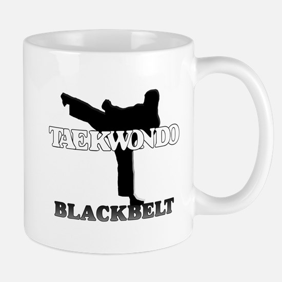 TKD Black Belt Mug