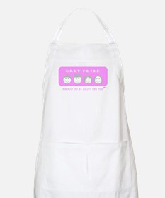 Lady Grey Pride Home Cookin Apron