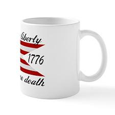 Give Me Liberty 1776 Flag Mug