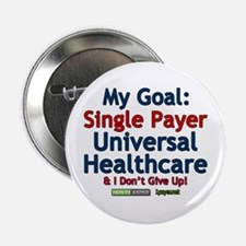 "Single Payer 2.25"" Button"