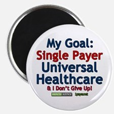 """Single Payer 2.25"""" Magnet (10 pack)"""