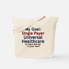 Single Payer Tote Bag
