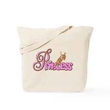 Hunting Princess Tote Bag