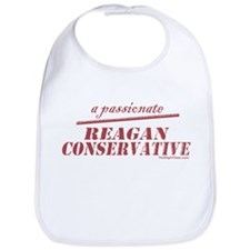 Unique Ronald reagan Bib