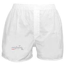 Ansley name molecule Boxer Shorts
