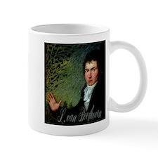 Beethoven Small Mug
