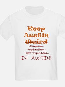 Keep Austin T-Shirt