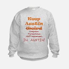 Keep Austin Sweatshirt
