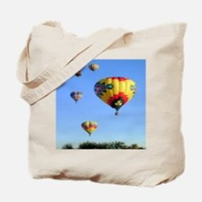 Five Balloons Tote Bag