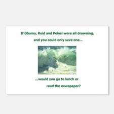 What would YOU do?! Postcards (Package of 8)