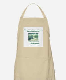 What would YOU do?! BBQ Apron