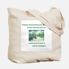 What would YOU do?! Tote Bag