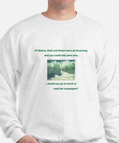 What would YOU do?! Sweatshirt
