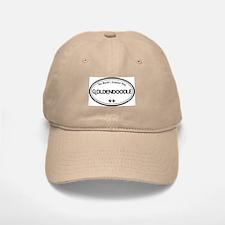 Goldendoodle Baseball Baseball Cap