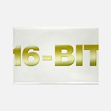 16-Bit Rectangle Magnet