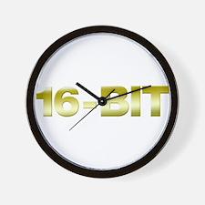 16-Bit Wall Clock