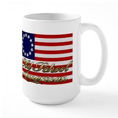 Old School American Mug