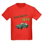 Party Like It's 1979 Kids Dark T-Shirt