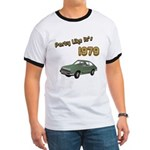 Party Like It's 1979 Ringer T
