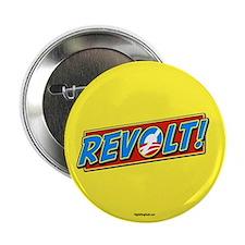 """REVOLT! 2.25"""" Button (10 pack)"""