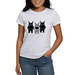 Schnauzer Nose/Butt Women's T-Shirt
