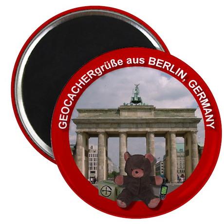 GC BERLIN Magnet