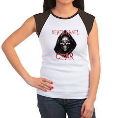 Obama's Death Panel Czar Women's Cap Sleeve T-Shir