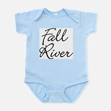 Fall River, Massachusetts Infant Creeper