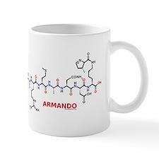 Armando name molecule Mug