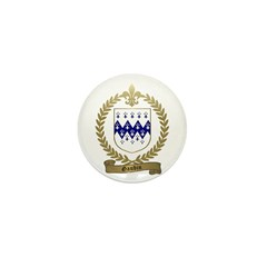 GAUDIN Family Crest Mini Button (100 pack)