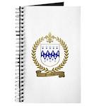 GAUDIN Family Crest Journal