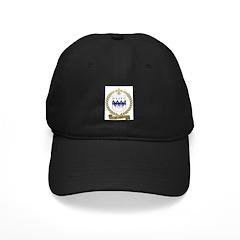 GAUDIN Family Crest Baseball Hat