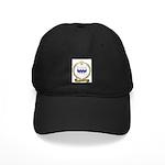 GAUDIN Family Crest Black Cap