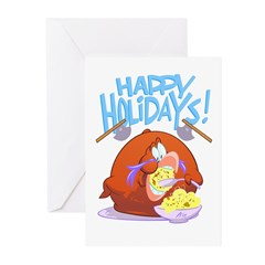 Turkey Holiday Greeting Cards (Pk of 20)