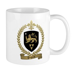 PAGEOT Family Crest Mug