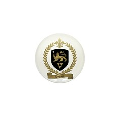 PAGEOT Family Crest Mini Button (10 pack)
