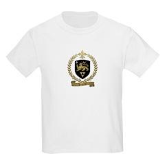PAGEOT Family Crest T-Shirt