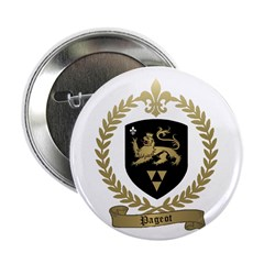 "PAGEOT Family Crest 2.25"" Button"