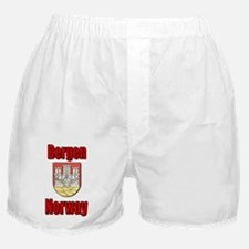Cool Bergen norway Boxer Shorts