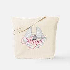 Veteran's Angel Tote Bag