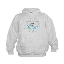 My Daddy is an Angel Hoodie
