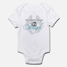 My Daddy is an Angel Infant Bodysuit