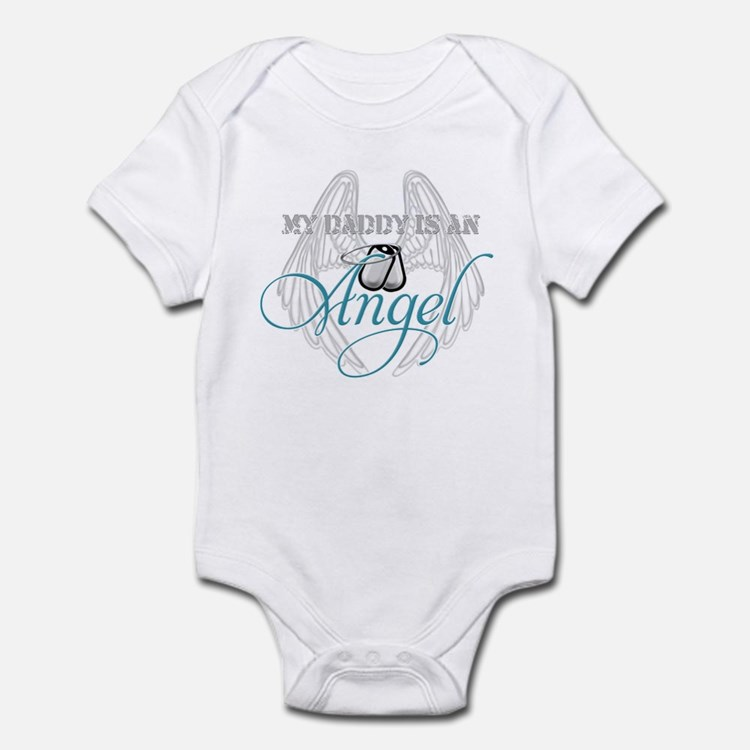 My Daddy is an Angel Infant Bodysuit
