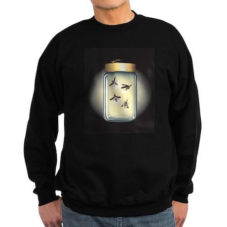 Fireflies in a Jar Sweatshirt (dark)
